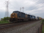 CSX 572 + CSX 7385